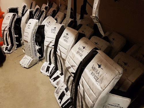 New/Used Goalie Pads for Sale