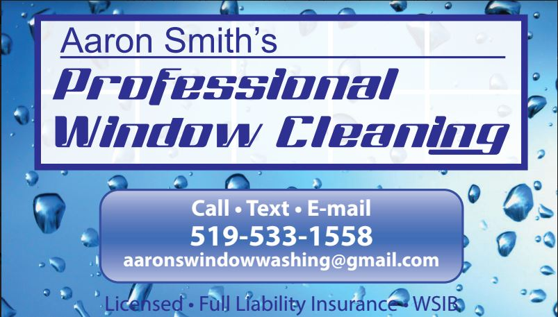 Aaron Smith Window Washing