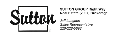 Sutton Real Estate - Jeff Langdon Sales Rep